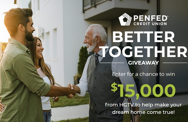 Hgtv.com Better Together Sweepstakes