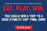 Kraft Heinz Stanley Cup Contest 2020 - Win Tickets
