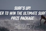 LifeAID Beverage Surf's Up Giveaway