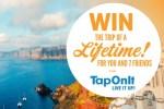 Taponit Mediterranean Getaway Sweepstakes - Win Trip