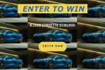 Michelin Chevrolet Corvette Stingray Sweepstakes
