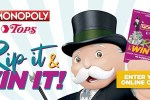 TopsMarkets.com Monopoly Game 2020 Sweepstakes