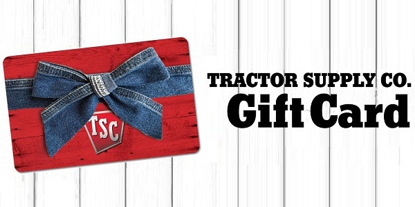 Tractorsupply.com Product Review Sweepstakes