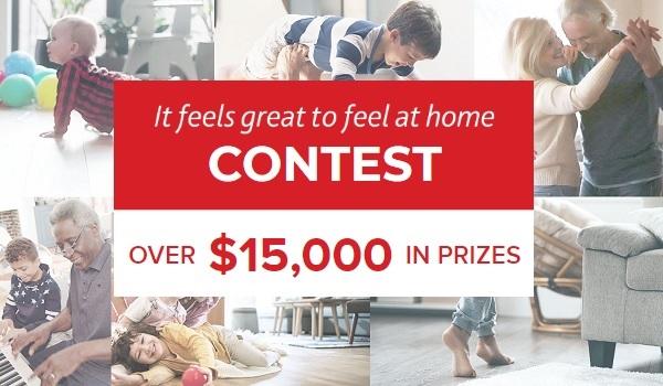 Vileda Feel At Home Contest - Win Prize