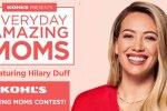 The Kohls Amazing Moms Contest