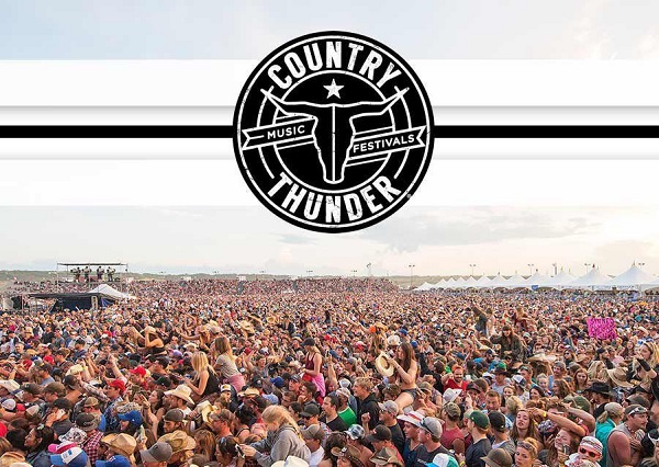 Blackened Whiskey Country Thunder Sweepstakes