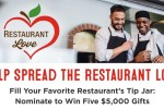 Bob's Red Mill Restaurant Love Sweepstakes