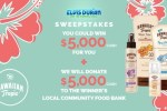 Hawaiian Tropic Sunscreen Cash Sweepstakes 2020