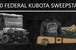 Federal Kubota UTV Sweepstakes 2020