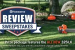 Husqvarna Review Sweepstakes