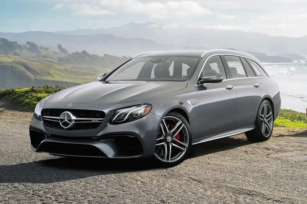 Omaze Mercedes Wagon Sweepstakes