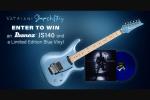 Joe Satriani Ibanez Guitar Giveaway