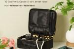 AMEZIEL Songmics Comestic Cases Giveaway