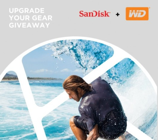 SanDisk Upgrade Your Photography Gear Giveaway
