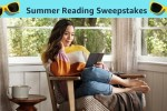 Amazon Kindle Summer Reading Sweepstakes