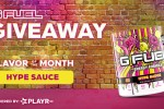 GFUEL Flavor of the Month Giveaway