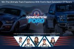 Generation Ford Sweepstakes