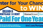 KIRO 7 Mortgage or Rent for One Year Sweepstakes