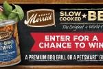 The PetSmart Merrick BBQ Sweepstakes