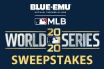 MLB World Series Sweepstakes 2020