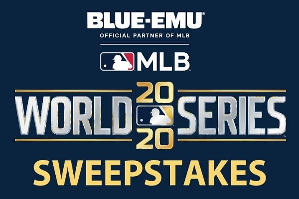 MLB World Series Sweepstakes 2020