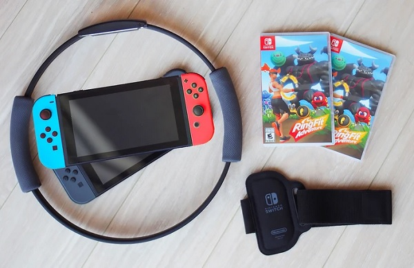 Omaze Nintendo Switch Sweepstakes