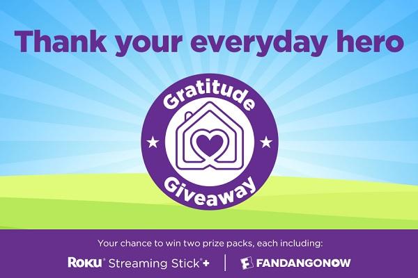 Roku Everyday Hero Giveaway