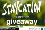 Weismarkets Summer Staycation Sweepstakes