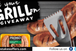 Premio Foods Get Your Grill On Sweepstakes