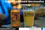 Elysian Longboard Merchandise Giveaway