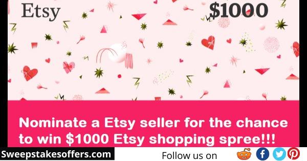 Etsy Design Awards Giveaway