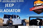 E3 OffRoad Jeep Gladiator Giveaway