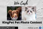 KingPet Pet Photo Contest 2020
