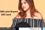 Quikly Lane Bryant Sweepstakes