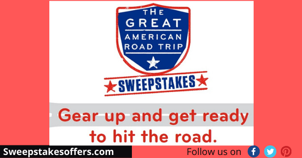 AAA Great American Road Trip Sweepstakes