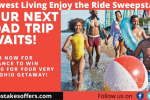 Midwest Living Enjoy the Ride Sweepstakes