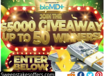 BioMD+ Summer Giveaway