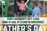 Fathers Day Essential Workers Giveaway