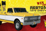 AutoZone Fix-a-Flat 1970 Chevy C10 Sweepstakes
