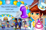 Diner DASH Adventures Anniversary Sweepstakes