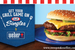 Kraft Singles Ultimate Grill Sweepstakes
