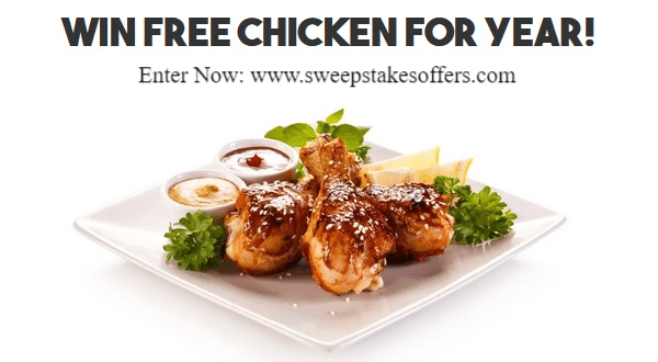 Sargent Farms Free Chicken Contest