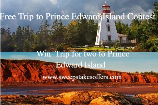 Free Trip to Prince Edward Island Contest