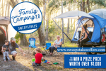 Napier Family Camping 2.0 Sweepstakes