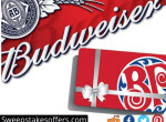 Budweiser Buds are Back Gift Card Contest