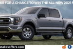 2021 Ford 150 Sweepstakes