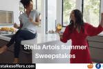 Stella Artois Summer Sweepstakes