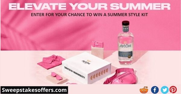 Avion Tequila Summer Sweepstakes