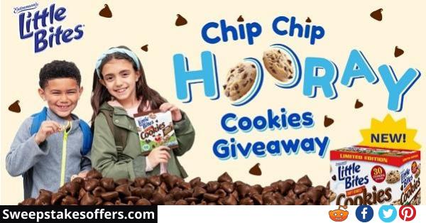Entenmanns Little Bites Chip Chip Hooray Giveaway