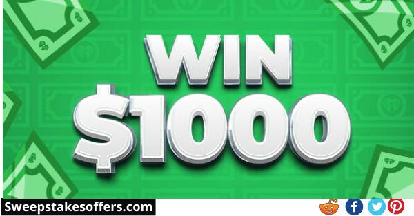IHeartRadio $1000 Cash Contest